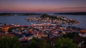Kragerø by